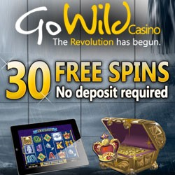 go wild mobile free spins