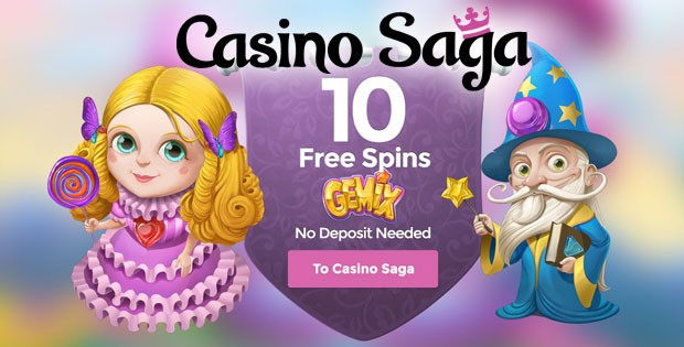 casino saga no deposit