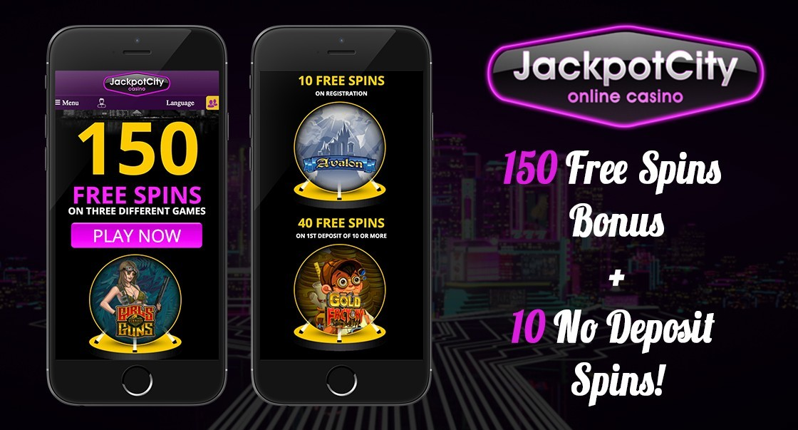 Jackpot City Casino Registration
