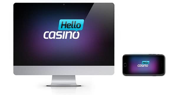 Hello Casino Match Bonus Spins
