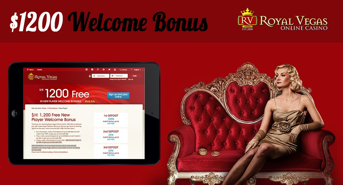 Royal vegas casino instant play