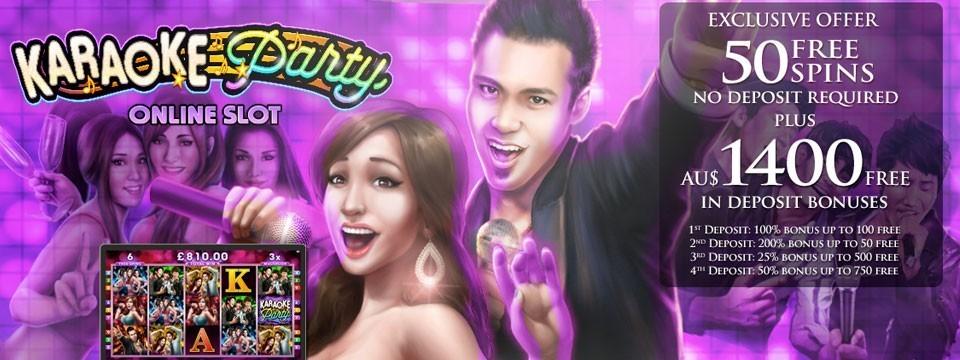 karaoke party new