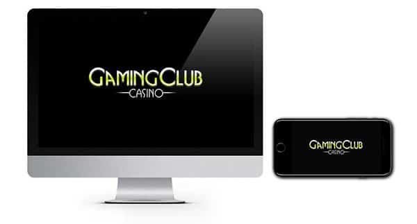 Gaming Club Casino logo