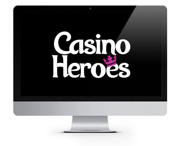 Casino Heroes New Player 100% First Deposit Bonus