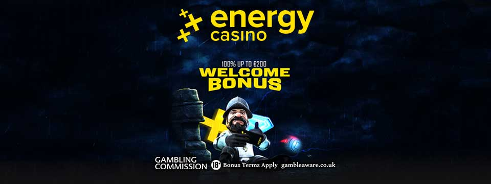 Energy casino bonus 20 pln