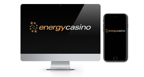 Energy Casino NEW Welcome Bonus