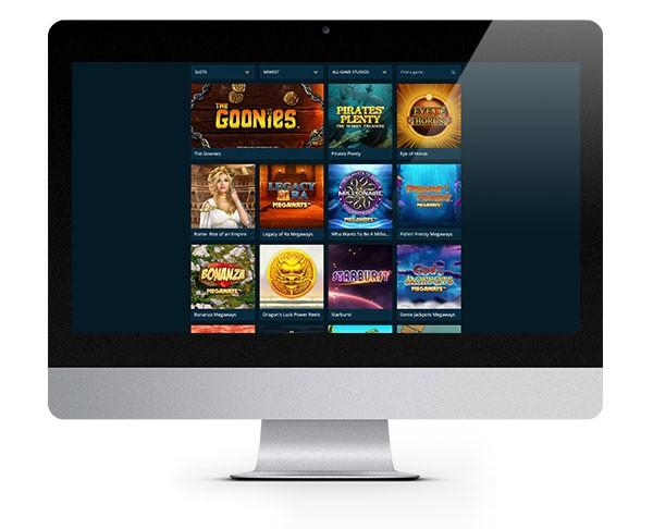 Casinoland desktop