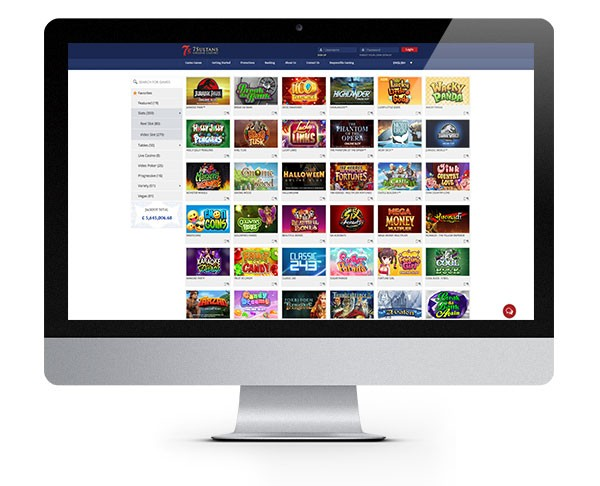 7Sultans Casino NEW 100% Match Bonus Spins