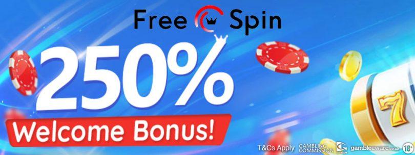 freespin.com casino