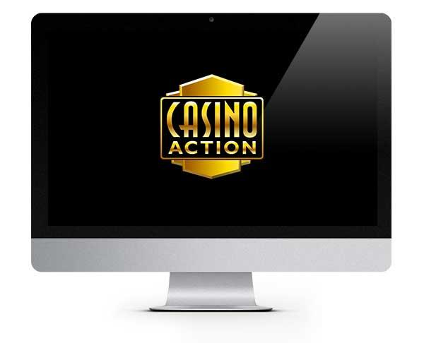 Casino Action 100% Match Bonus