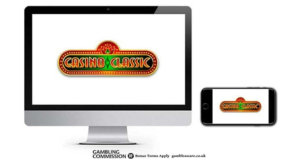 Casino Classic New Player Bonus