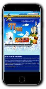 Kerajaan Kasino: Bonus Kasino $ 77