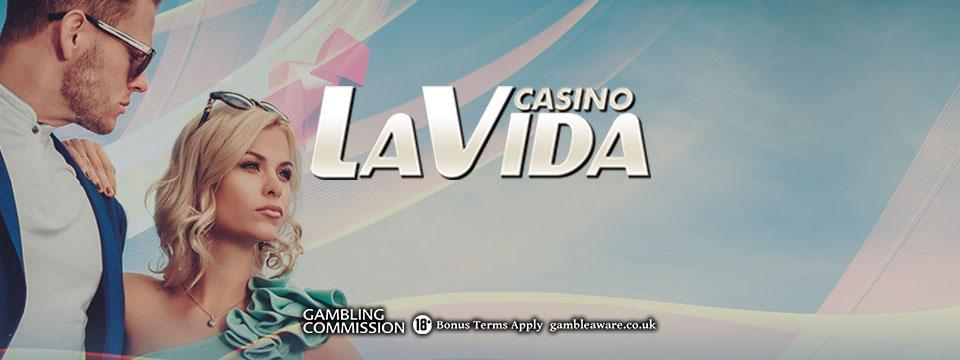 Casino La Vida No Deposit Bonus