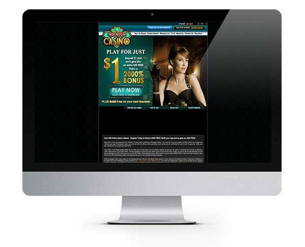 Nostalgia Casino Bonus