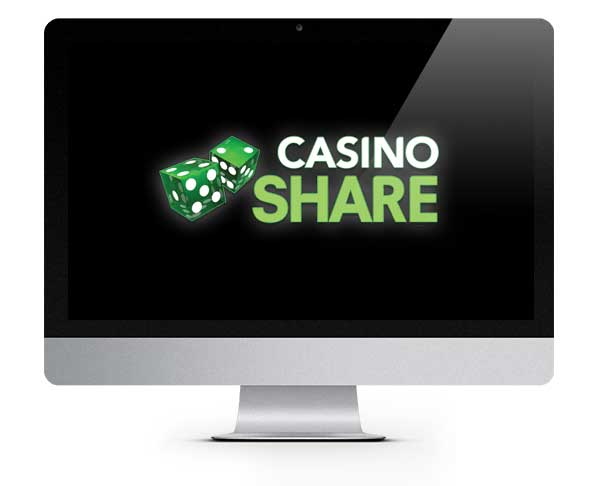 Casino Share New Player Welcome Bonus
