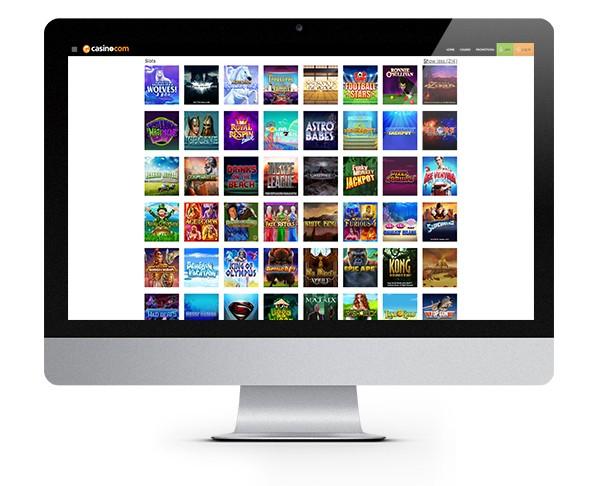 casino.com free spins match bonus