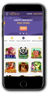 VipSlots Casino Tanpa Deposit Spins