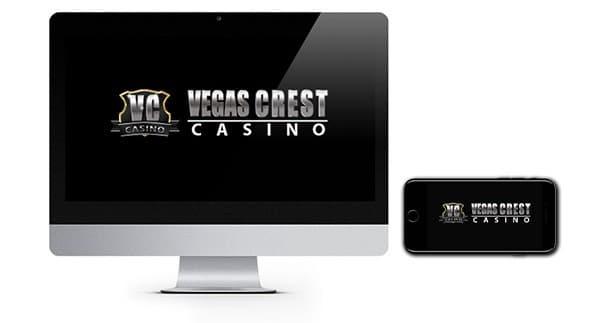 Vegas Crest Casino No Deposit Spins