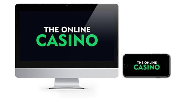 The Online Casino logo