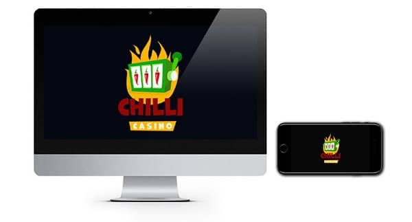 NEW Chilli Casino logo