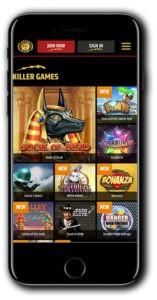 Metal Casino mobile