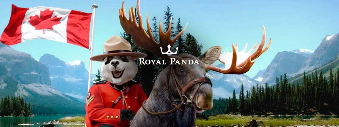 royal panda CANADIAN