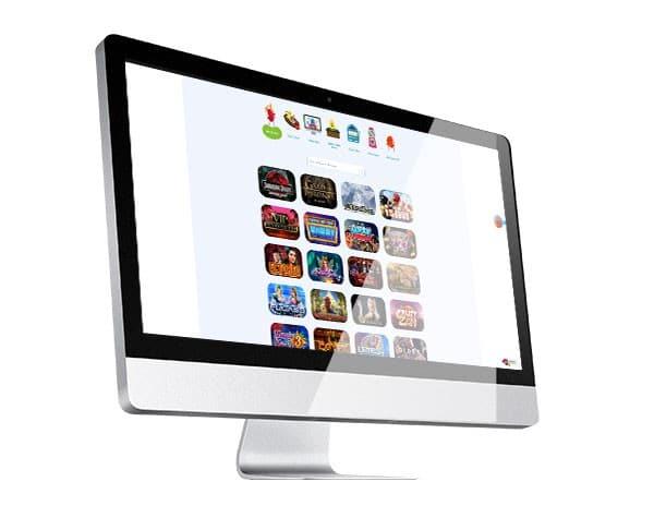 Jelly Bean Casino desktop