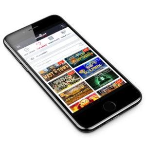 Syndicate Casino mobile