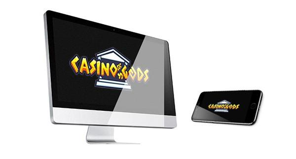 New Casino Gods logo
