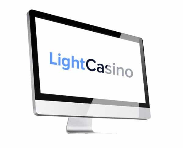 NEW Light Casino logo