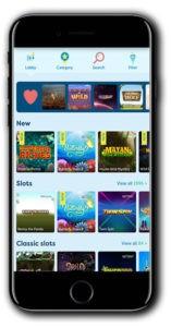 PlayFrank mobile casino