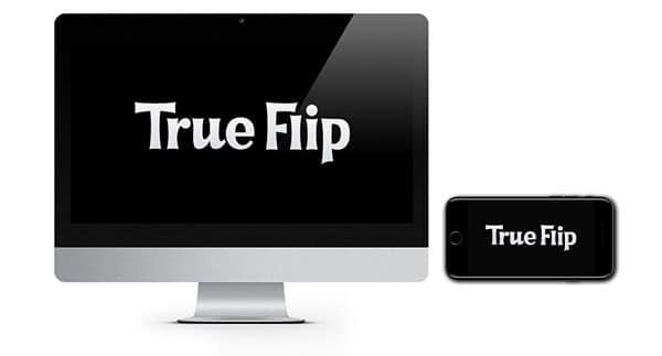 TrueFlip Casino logo