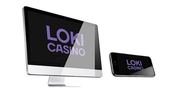 Loki Casino logo
