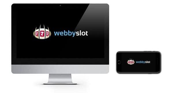 Logo Kasino WebbySlot