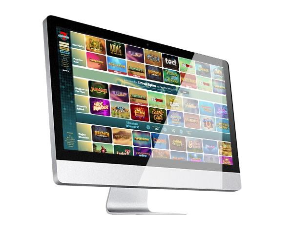7Lobi desktop kasino