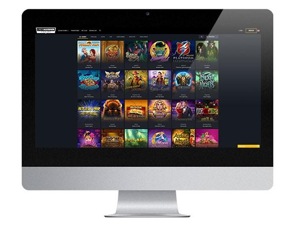 LadyHammer Casino Desktop