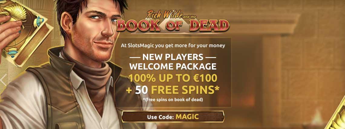 slots magic dead