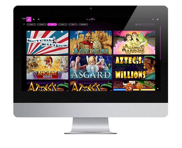 NEW El Royale Casino Desktop Screenshot