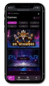 NEW El Royale Casino mobile screenshot