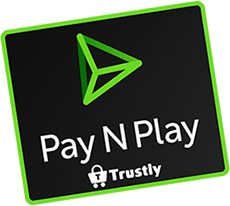 Trustly Pay N Play Logo