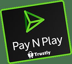 Trustly Pay N Play Logo
