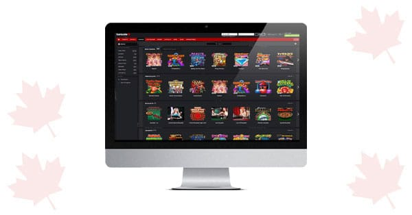 Betsafe Casino Desktop