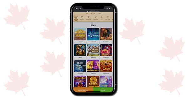 NEW Cookie Casino Mobile