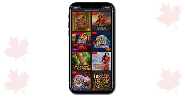 FastPay Casino Mobile