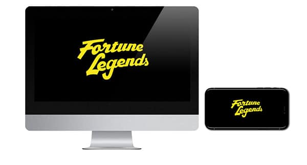Logo Fortune Legends Casino