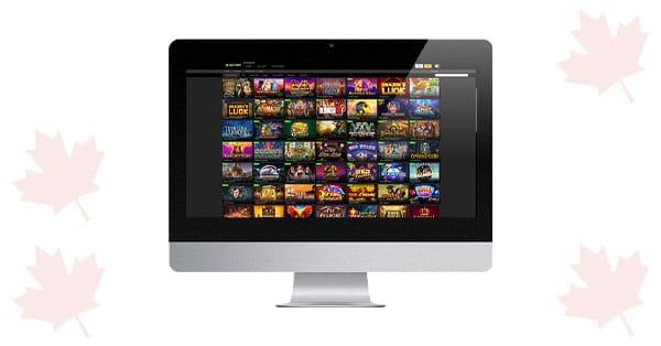 MrFavorit Casino Desktop