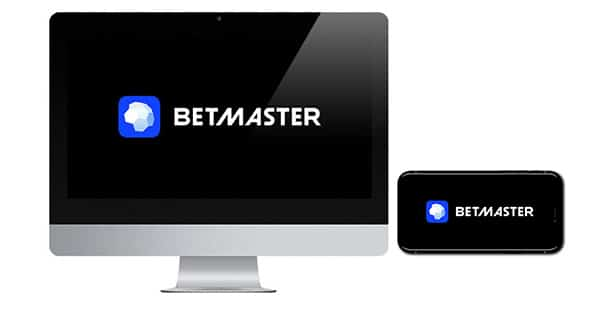 Betmaster Casino logo on screen