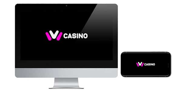 iviCasino Logo on screen