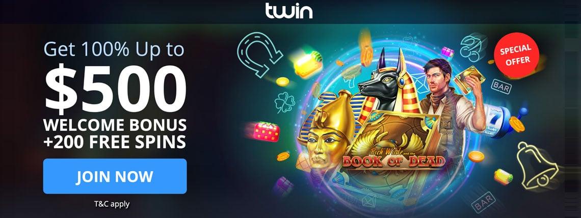 twin casino 2020