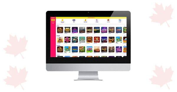 Kasino desktop Caxino Casino